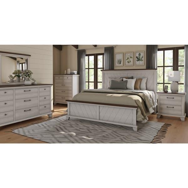 Shop The Gray Barn Overlook Rustic 6-piece Bedroom Set ...