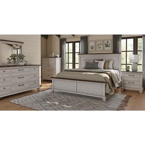 The Gray Barn Overlook Rustic 5-piece Bedroom Set