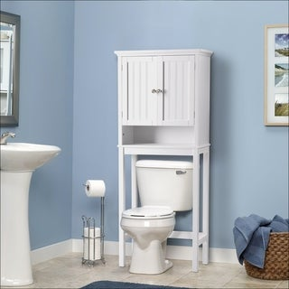 Copper Grove Radnevo Over-toilet Bathroom Storage Cabinet with 2 Doors