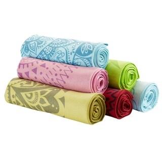 Super Absorbent Non Slip Hot Yoga Towels - 24x68