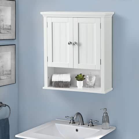 Copper Grove Radnevo 2-door Wall Cabinet with Shelves