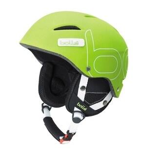 Bolle B-Style Ski Helmet (Soft Green/ 58-61cm) - Green
