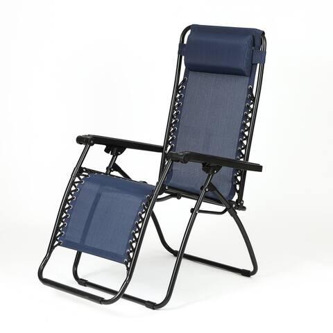 Glovertown Zero Gravity Chair by Havenside Home