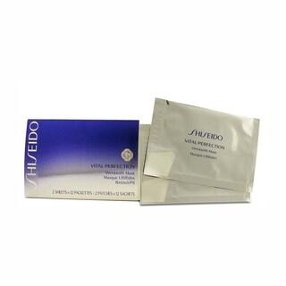 Shiseido Vital-Perfection Wrinklelift Mask 12 Packettes