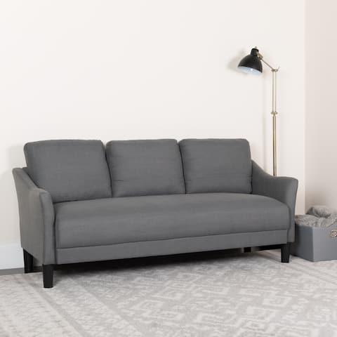 Slanted Arm Sofa
