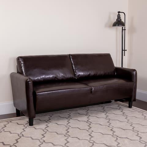 Extended Arm Sofa