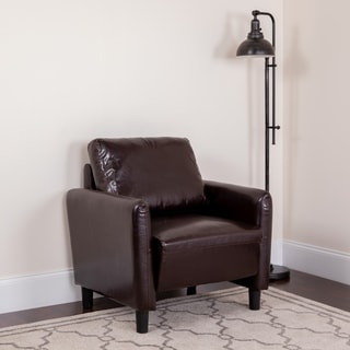 """Living Room Extended Armchair - 32""""W x 31.5""""D x 35""""H"""