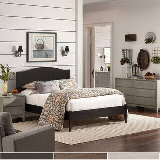 Frazier Camelback Platform Bed by iNSPIRE Q Classic