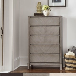 Cecile Antique Finish Chest by iNSPIRE Q Classic