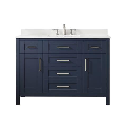Admirable Buy Blue Bathroom Vanities Vanity Cabinets Online At Download Free Architecture Designs Scobabritishbridgeorg