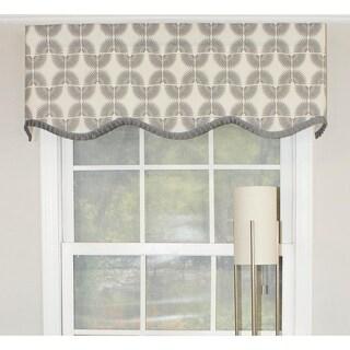 "RLF Home Caterpillar Provance 50"" Window Valance"