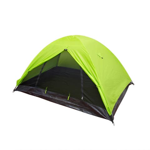 """Stansport Starlite I Mesh Backpack Tent with Full Rain Fly - 7"""" L x 5"""" W x 40"""" H"""