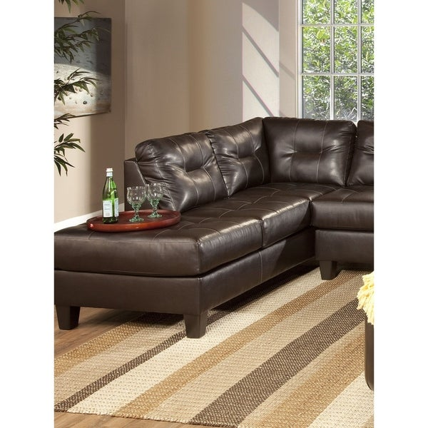 Shop Serta Left Facing Chaise 2500 Series By Hughes Furniture San