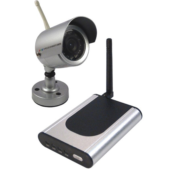 Q-see QSWLOCR 2.4 GHz Wireless Camera System