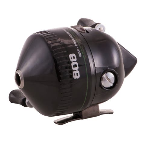 Zebco 808 Bowfisher Reel with 80 Lb. Braid