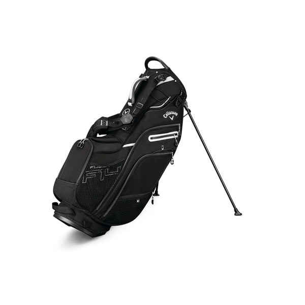 1f3ffbdca92e Shop Callaway Fusion 14 Golf Stand Bag - Free Shipping Today ...
