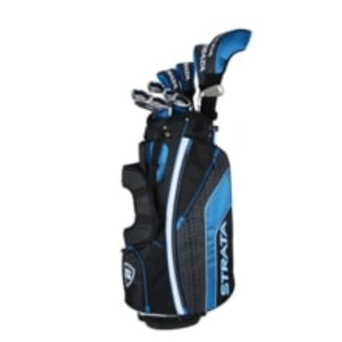 Strata Ultimate Men's Golf Package Set 16pc