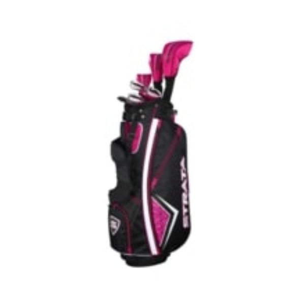 Strata Women's Golf Package Set 11pc. Opens flyout.