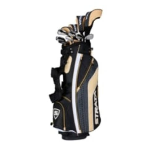 Strata Tour Women's Golf Package Set 16pc Right Hand
