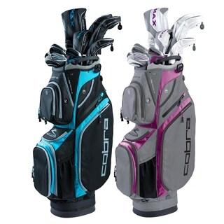 Cobra Golf Womens F-Max Superlite Complete Set RH