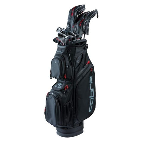 Cobra Golf Men's 2019 F-Max Superlite Complete Set Senior RH
