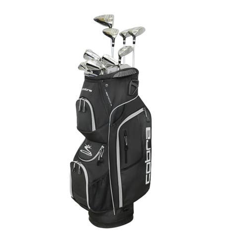 Cobra Golf XL Speed Men's Complete Set Steel Reg RH