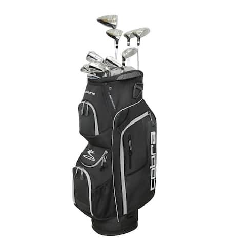Cobra Golf XL Speed Men's Complete Set Graphite Reg