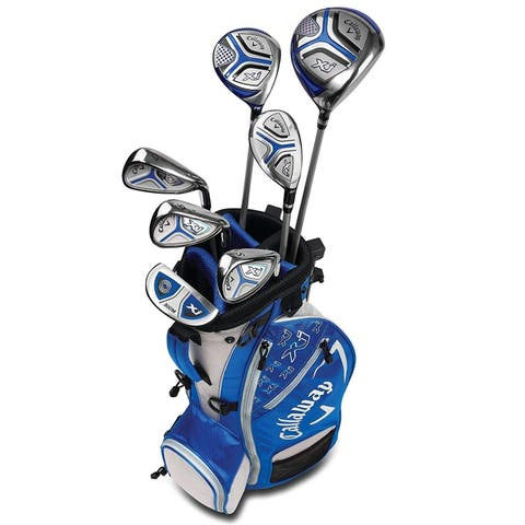 Callaway XJ Junior Golf Set Level 3 LH