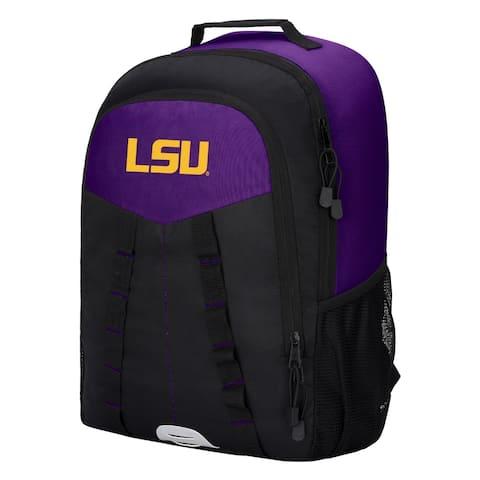 LSU Tigers Scorcher Backpack - Black