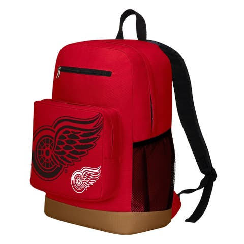 Detroit Redwings Playmaker Backpack