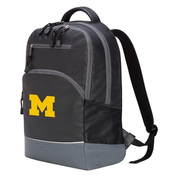 Michigan Wolverines Alliance Backpack - Black