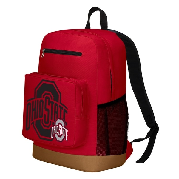 Ohio State Buckeyes Playmaker Backpack - Red