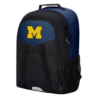 Michigan Wolverines Scorcher Backpack - Black