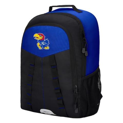 Kansas Jayhawks Scorcher Backpack - Black
