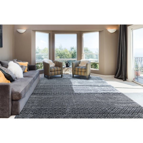 Astoria Juno Home Grey Rug