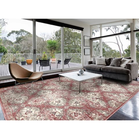 Astoria Valencia Home Off-White Rug