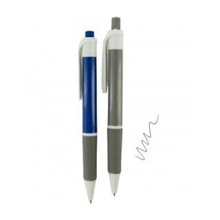 Bulk Buys School Office Supplies 4 Piece Blue Retractable Ball Point Pens Set - 12 Pack - N/A