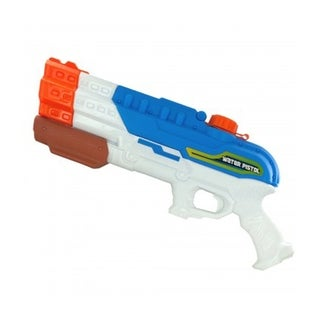 Bulk Buys 4 Shooter Space Large Plastic Water Gun - 3 Pack - N/A