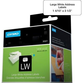 Dymo Large Address Labels|https://ak1.ostkcdn.com/images/products/2639458/Dymo-Address-Label-P10844931.jpg?impolicy=medium
