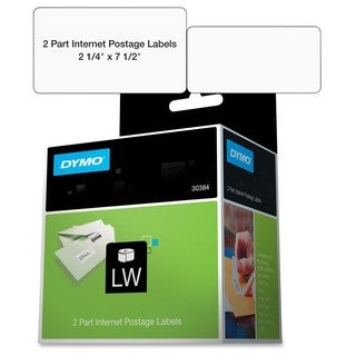 Dymo Internet Postage Labels