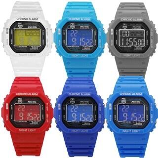 Montres Carlo Digital 50 Meter Lcd Watch Style 8576 - N/A