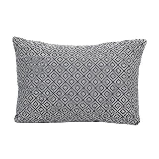 Stratton Home Decor Jacquard 14x20 Lumbar Throw Pillow