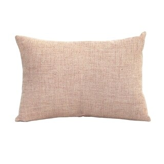 Stratton Home Decor Tweed 14x20 Lumbar Throw Pillow