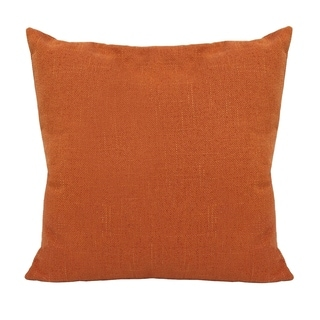 Stratton Home Decor Tweed 18 Inch Throw Pillow