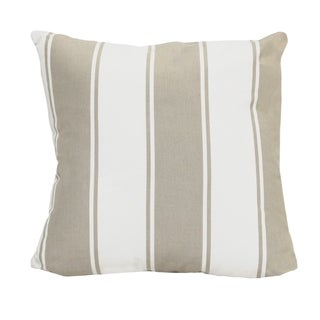 Porch & Den Kable Stripe 18-inch Throw Pillow