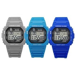 Montres Carlo Digital 50 Meter Lcd Watch Style 8573 - N/A