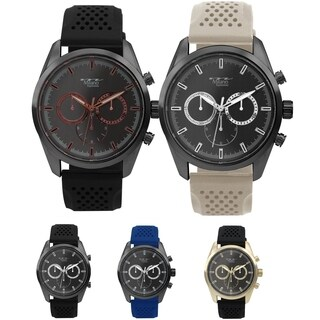 M Milano Expressions Rubber Strap Watch Style 4671 - N/A