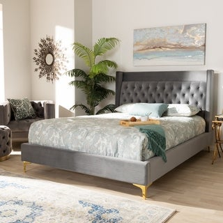 Link to Contemporary Platform Bed Similar Items in Bedroom Furniture