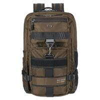 "Solo Altitude Backpack, 12.37"" x 18.25"" x 18.25"", Nylon, Bronze"