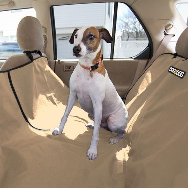 Fine Shop Dog For Dog Car Seat Cover Water Resistant Hammock Alphanode Cool Chair Designs And Ideas Alphanodeonline